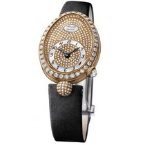 Breguet Reine de Naples 18k Rose Gold Diamond 8928BR8D844DD0D