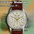 Breitling - Wakmann Datora - Dato-Compax Valjoux 72C