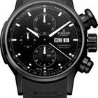 Edox Chronorally Automatic PVD Day/Date Automatic LOWEST PRICE
