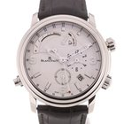 Blancpain Leman 40 Automatic GMT Leather