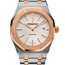 Audemars Piguet Royal Oak 41mm - steel and rose gold case