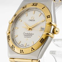Omega Constellation Automatik Stahl/Gold Ref.12023000