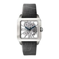 Cartier Santos Dumont Manual Mens Watch Ref W2020033