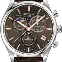 Certina DS-8 Moon Phase C033.450.16.081.00 Herrenchronograph...