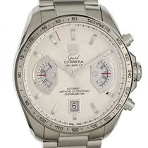 TAG Heuer Grand Carrera Calibre 17 RS Chronograph Stahl...