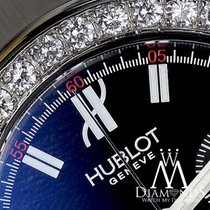 Hublot New Hublot Stainless Steel Super B Chronograph Automati...