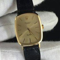 Rolex Cellini 18K Gold