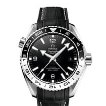 Omega Seamaster Planet Ocean 600M Master Chronometer GMT 43.5MM