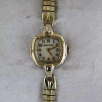 Bulova Vintage ladies gold plated