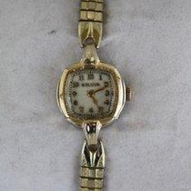 Bulova Vintage ladies gold plated