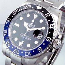 Rolex Gmt Master Ll 116710blnr Batman Steel Blue Black 116710...