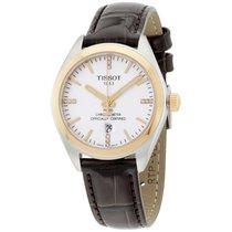 Tissot Pr 100 Cosc Ladies Watch T1012512603600