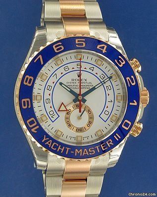 Rolex Yachtmaster II Regatta Everose/Steel--NEW--SEALED