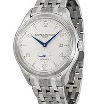 Baume & Mercier Clifton Automatic Silver - 10099