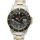 Rolex Men's Vintage Rolex GMT Master 16753 18k & SS...