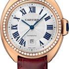Cartier Cle De Cartier Automatic 31mm Ladies Watch