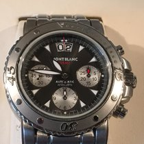 Montblanc Sport Flyback Automatik Limited Edition