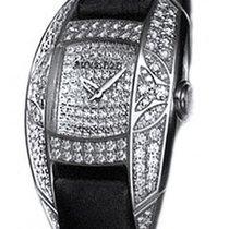 Audemars Piguet Dream Diamond Pave Dial 18kt White Gold Black...