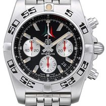 Breitling Men's AB01104D/BC62/375A Chronomat 44 Watch