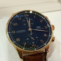 IWC Portuguese Automatic Chronograph rose gold
