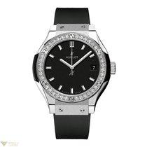 Hublot Classic Fusion Titanum Ladies Watch