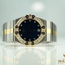 Chopard ST.Moritz Ref: 8023 Diamanten Diamonds