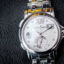 Ulysse Nardin Ladies' Dual Time Diamonds/Steel