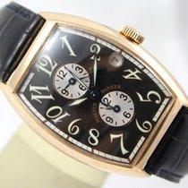 Franck Muller MASTER BANKER GMT 18K ROSE GOLD