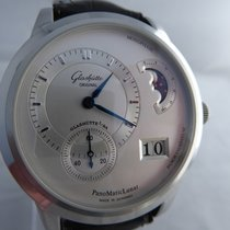 Glashütte Original PanoMaticLunar  Stainless Steel
