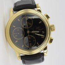 IWC Amalfi Chronograph Gelbgold 3703