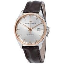 Hamilton Men's H32441551 Jazzmaster Gent Quartz Watch