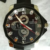 Corum Admiral's Cup 48 Tides Titanium NOS