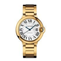 Cartier Ballon Bleu Automatic Mid-Size Watch Ref W69003Z2