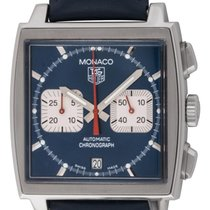 TAG Heuer - Monaco Chronograph 'Steve McQueen' :...
