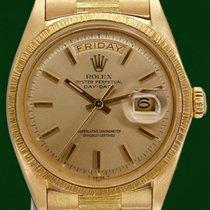Rolex DayDate 1807 Chronometer 36mm 18k Yellow Gold