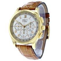 Zenith El Primero Chronograph 18ct Gold