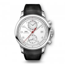 IWC Portugieser White Automatic 43.5 mm IW390502
