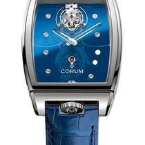 Corum 100.160.59/0F03 0000B Golden Bridge Tourbillon Panoramiq...