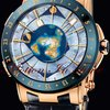 Ulysse Nardin Moonstruck Rose Gold &amp;#34;Triology&amp;#34; Celestia...