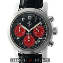 Girard Perregaux Ferrari Chronograph 330/P4 Steel LTD Edition