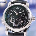 Montblanc Nicolas Rieussec Chronograph Automatich 43mm Mens Watch