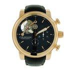 Graham Silverstone Tourbillograph Limited Edition 50 Pieces