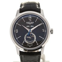 Vulcain 50s Presidents' Moonphase 42 Charcoal
