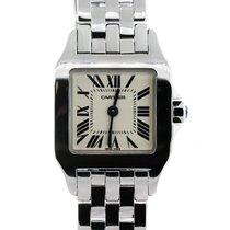 Cartier Santos Demoiselle W25064Z5 Steel Ladies Watch
