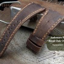 Audemars Piguet Royal Oak Offshore Leather Band, Chesse Holes
