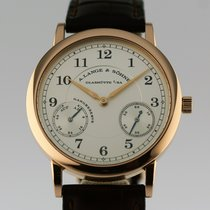 A. Lange & Söhne Lange 1815 Up and Down Rose gold