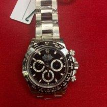 Rolex [NEW] Daytona 116500LN Black Cerachrom Black Bezel