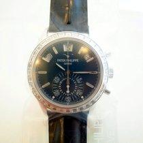 パテック・フィリップ (Patek Philippe) Annual Calendar Chronograph 5961P-001