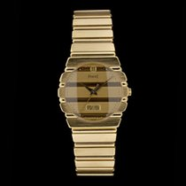 Piaget 18k Yellow Gold Mid Size Polo