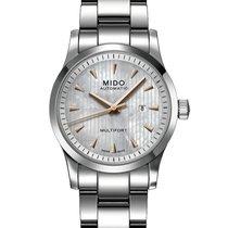 Mido Multifort Damenuhr M005.007.11.101.00